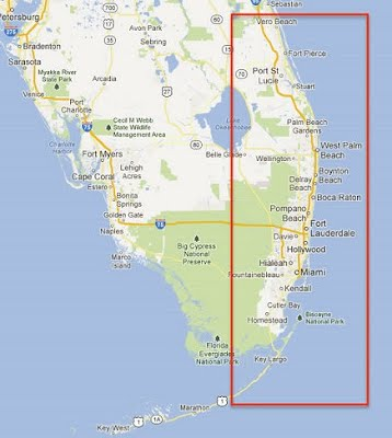 west palm beach county dumpster rental service areas