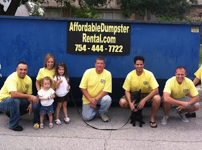 roll off dumpsters for rent palm beach county florida