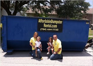 Dumpster Prices in Ft Lauderdale